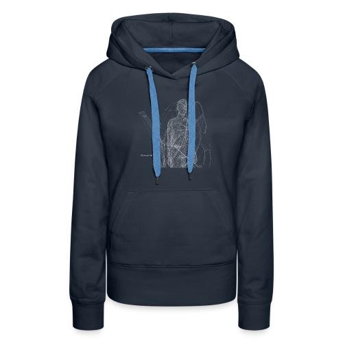 Scanmen - Sweat-shirt à capuche Premium pour femmes