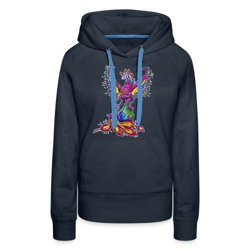 Rise Of The Phoenix - Vrouwen Premium hoodie