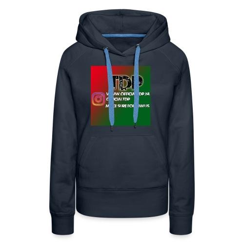 IMG 20180829 WA0003 - Vrouwen Premium hoodie