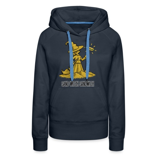 Sand Witch Sandwich V2 - Women's Premium Hoodie