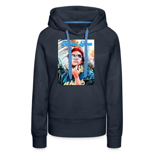 Tropical Queen - Sweat-shirt à capuche Premium pour femmes
