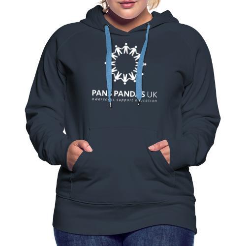 PANS PANDAS MULTI LOGO - Women's Premium Hoodie