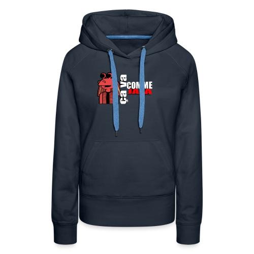 jaja - Sweat-shirt à capuche Premium pour femmes