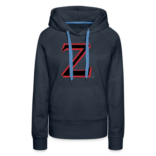 TheZbyszek - Bluza damska Premium z kapturem