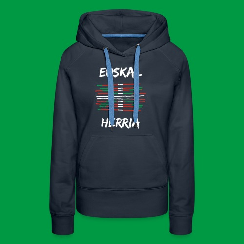 Euskal Herria Scratch - Women's Premium Hoodie