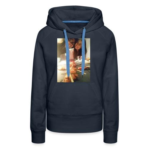 21272707 10213318504094031 5140154585824075563 o - Sweat-shirt à capuche Premium pour femmes