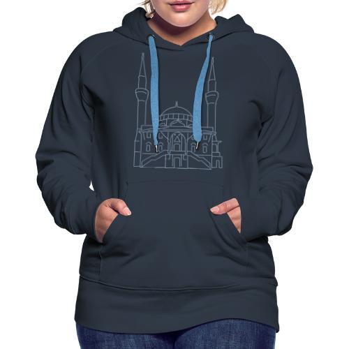 Sehitlik Moschee Berlin - Frauen Premium Hoodie