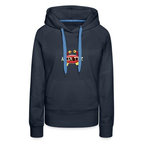 Alien T'oz - Sweat-shirt à capuche Premium pour femmes