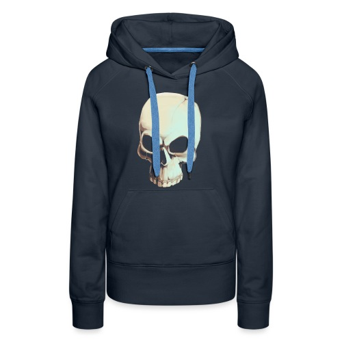 Light Alpha Cranium - Women's Premium Hoodie