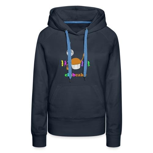 clubcake - Vrouwen Premium hoodie