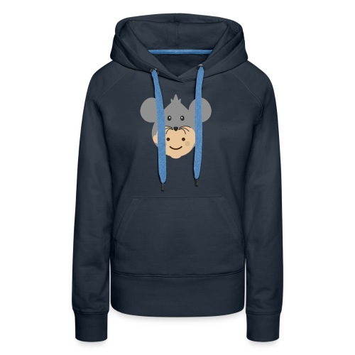 Mr Mousey | Ibbleobble - Women's Premium Hoodie