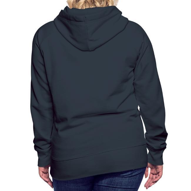 Vorschau: Hots di oda kriagts di - Frauen Premium Hoodie