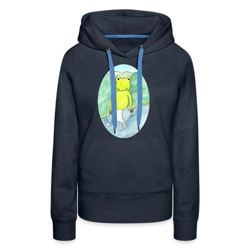 Frogbit T-shirt for women - Women's Premium Hoodie