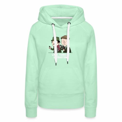 Laink, Terracid et Tradition - Sweat-shirt à capuche Premium pour femmes