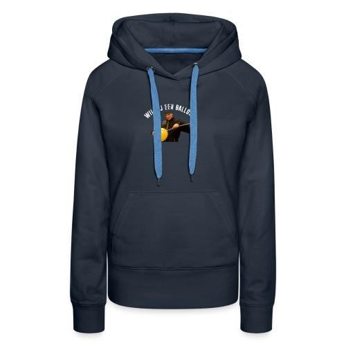 Official PanaPunch Shirt - Wil jij een ballon? - Vrouwen Premium hoodie