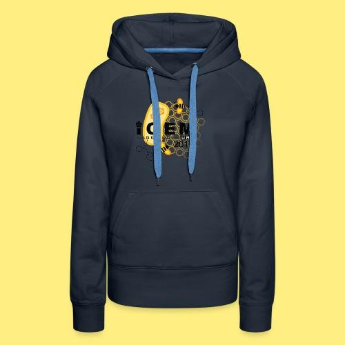 Logo - shirt men - Vrouwen Premium hoodie