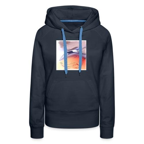 HVC - Sweat-shirt à capuche Premium pour femmes