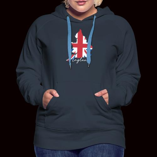 England - Frauen Premium Hoodie