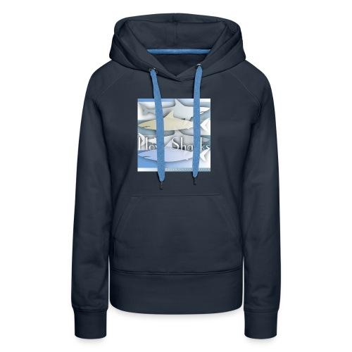 Sharks Shirt - Frauen Premium Hoodie