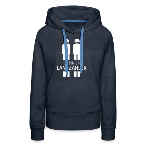 langzahler ai2 - Women's Premium Hoodie