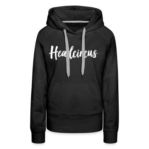 headcircus Weiß png - Frauen Premium Hoodie