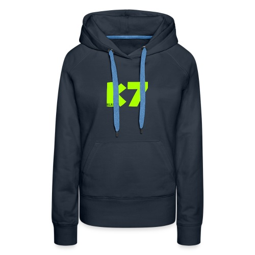 SAMPLE TEXT T-SHIRT - Women's Premium Hoodie