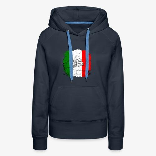 Proud Italian Stolzer Italiener Italienerin - Frauen Premium Hoodie