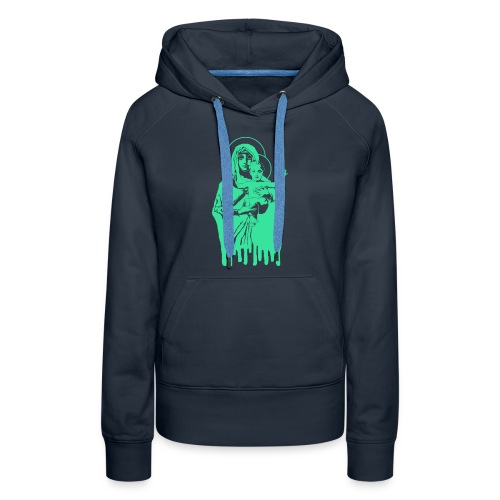 Immaculately Conceived - Women's Premium Hoodie