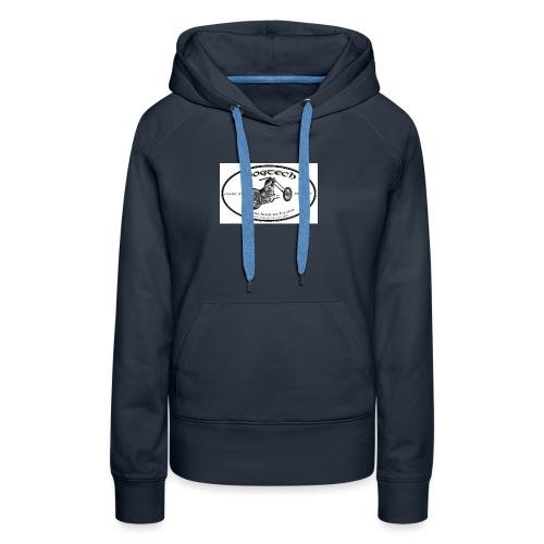 HOGTECH - Sweat-shirt à capuche Premium pour femmes