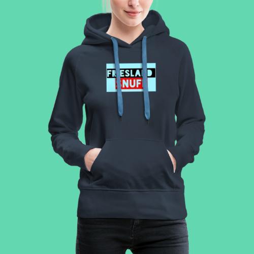 Friesland Snuff - Frauen Premium Hoodie