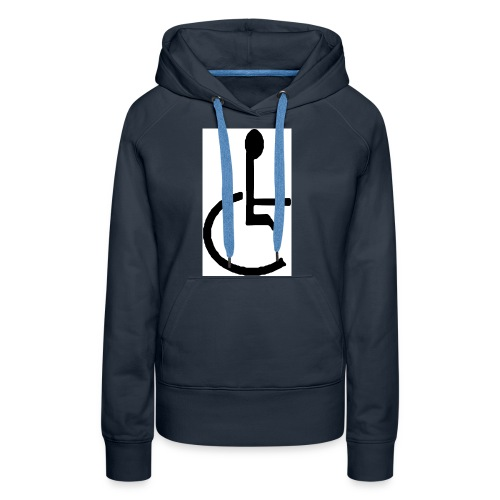 Don't have to get Drunk to Get Legless - Women's Premium Hoodie