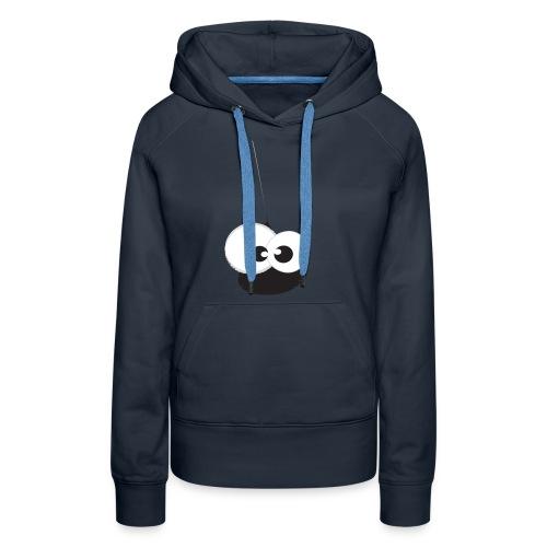 Wietse de spin - MoCards - Vrouwen Premium hoodie