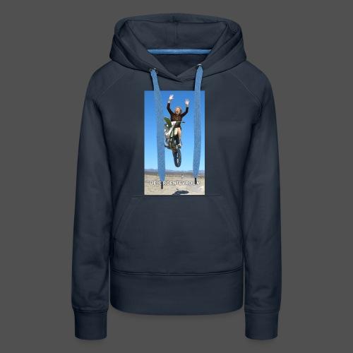 Stuntvrouw (v) - Vrouwen Premium hoodie