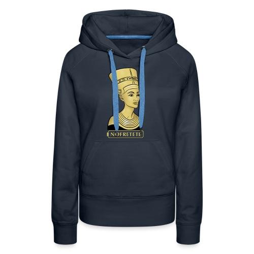 Nofretete I Königin von Ägypten - Frauen Premium Hoodie