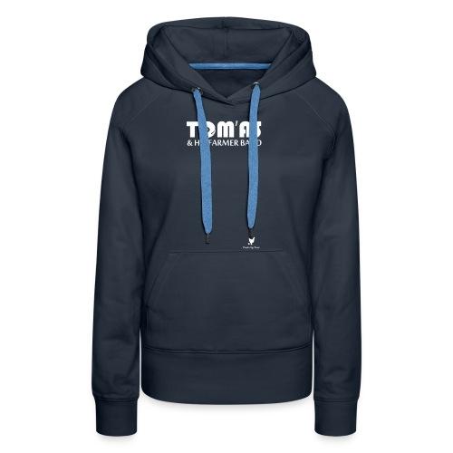 THFB pour T Shirt noir png - Sweat-shirt à capuche Premium pour femmes