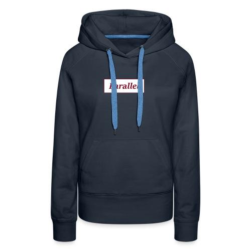 Parallel - Women's Premium Hoodie