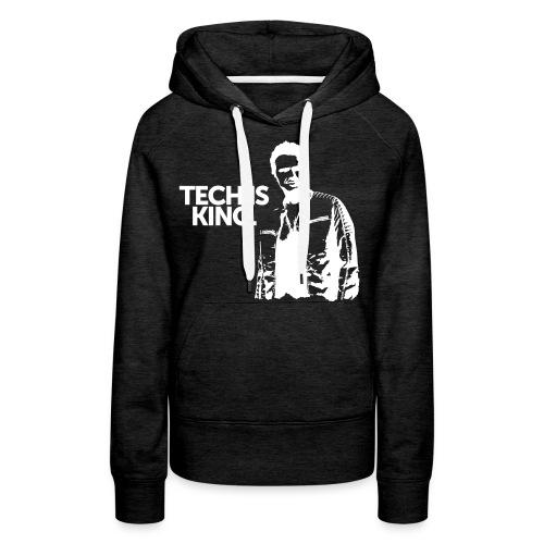 Tech Is King - Women's Premium Hoodie