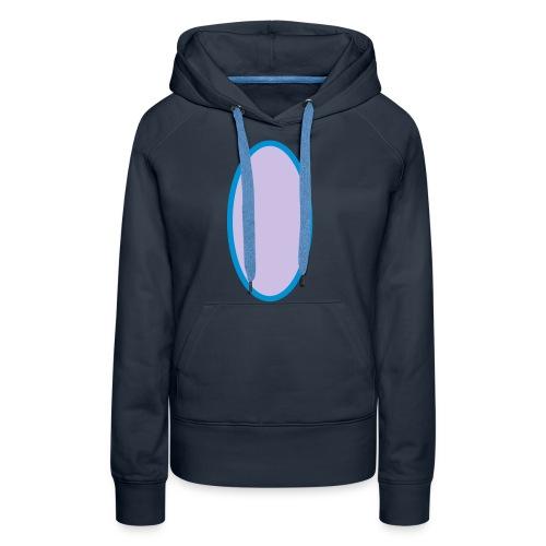 Elipse - Sweat-shirt à capuche Premium pour femmes
