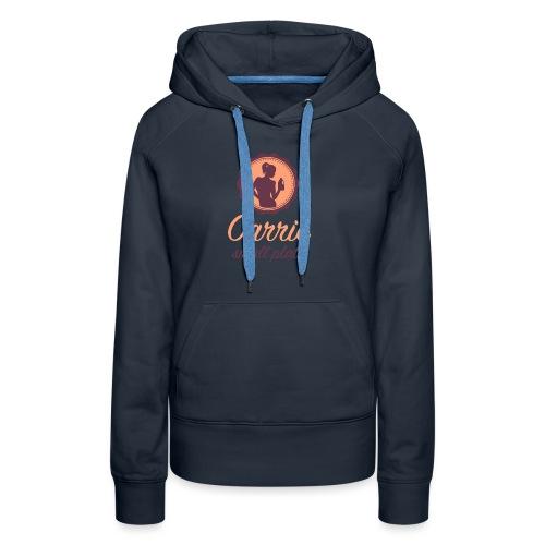 CSP_logo_Oct2016 - Women's Premium Hoodie