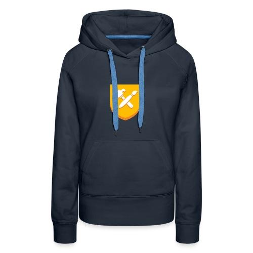 Solarus Quest Editor icon - Sweat-shirt à capuche Premium pour femmes