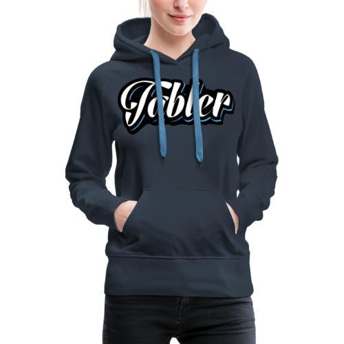 Tabler - Frauen Premium Hoodie