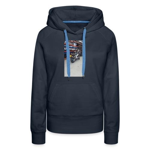 13528935_10208281459286757_3702525783891244117_n - Vrouwen Premium hoodie