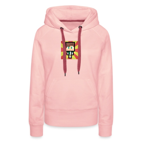 m crafter - Dame Premium hættetrøje