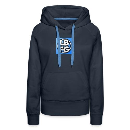snapback | Longboardfreakgaming - Vrouwen Premium hoodie