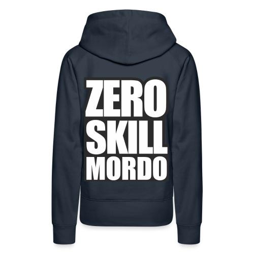 Zeroskill Mordo - Bluza damska Premium z kapturem
