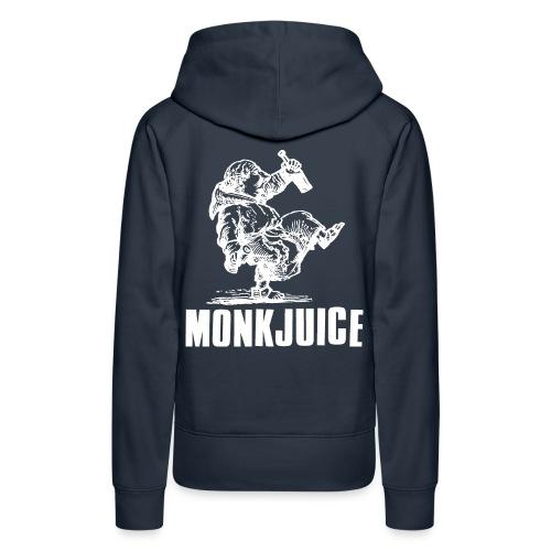MonkJuice - Women's Premium Hoodie