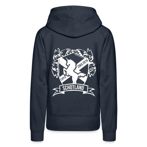 zoka 2019 - Vrouwen Premium hoodie