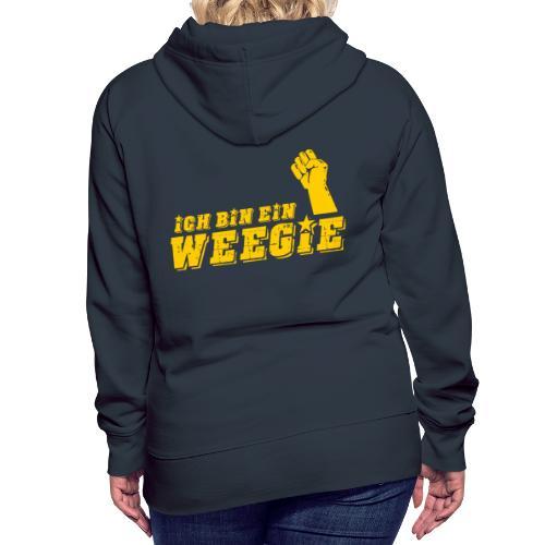 Ich Bin Ein Weegie - Women's Premium Hoodie