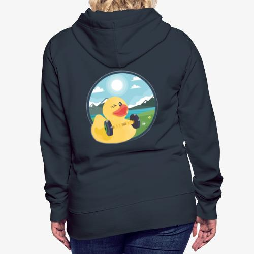 Adventure Ducks Sportsbag - Frauen Premium Hoodie
