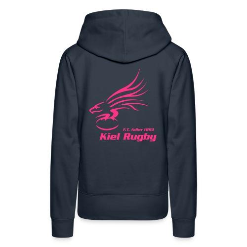 richtiges logo - Frauen Premium Hoodie